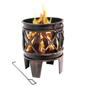 BBQ-Toro Feuerkorb